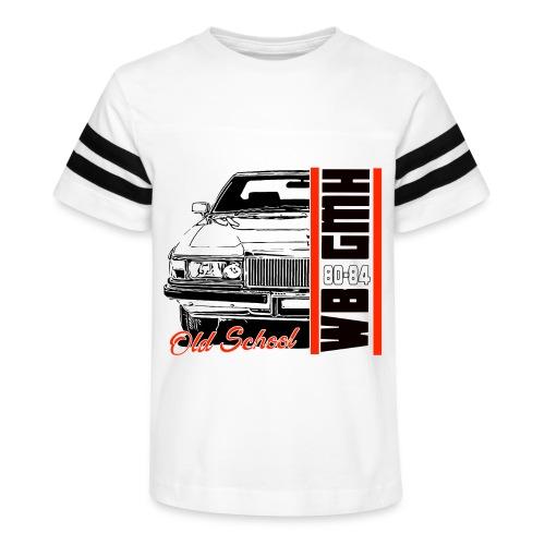 WB 1/2 OLD - Kid's Vintage Sport T-Shirt