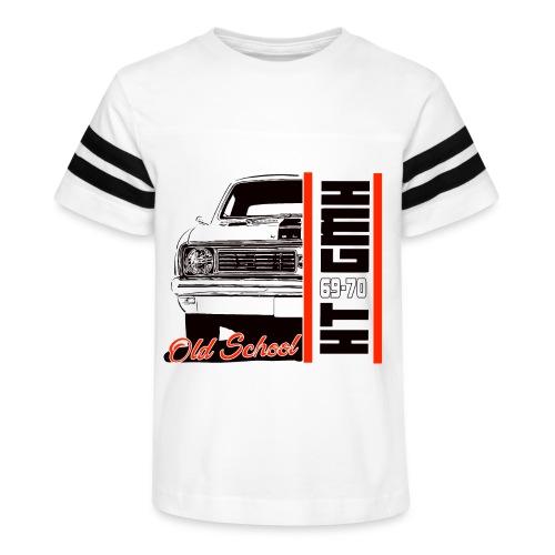 HT 1/2 OLD - Kid's Vintage Sport T-Shirt