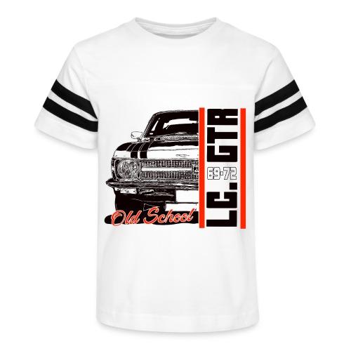 LC GTR 1/2 OLD - Kid's Vintage Sport T-Shirt