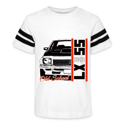 LX SS - Kid's Vintage Sport T-Shirt