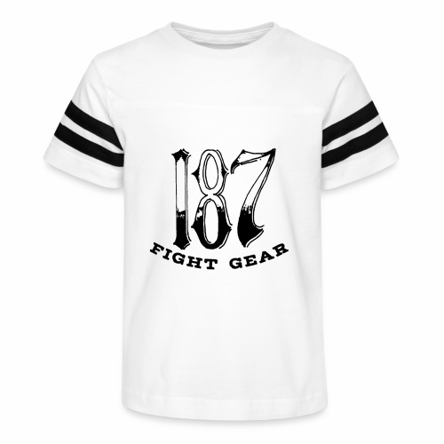 Trevor Loomes 187 Fight Gear Logo Best Sellers - Kid's Vintage Sport T-Shirt