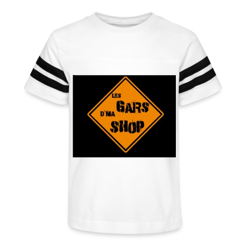 shop_n - Kid's Vintage Sport T-Shirt