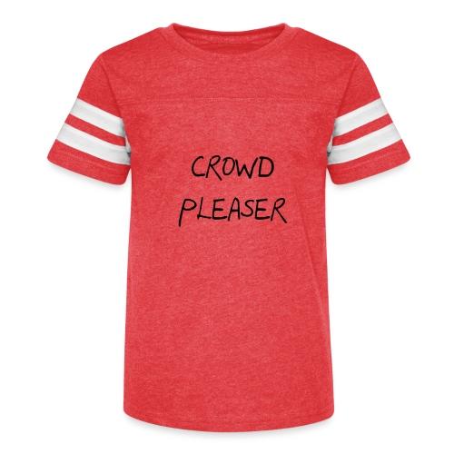 CROWDPLEASER - Kid's Vintage Sport T-Shirt