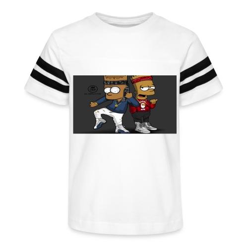 Sweatshirt - Kid's Vintage Sport T-Shirt
