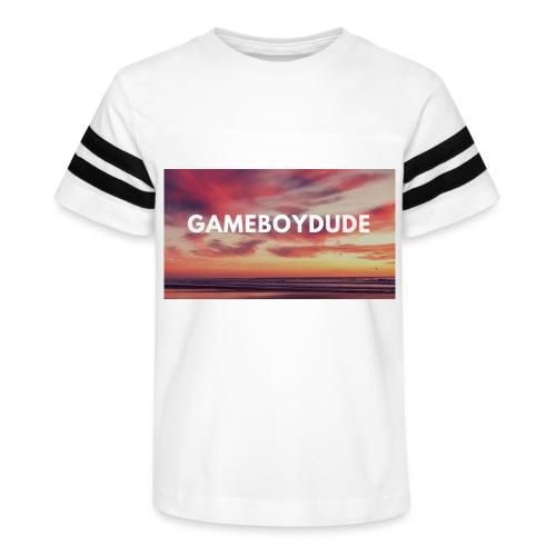 GameBoyDude merch store - Kid's Vintage Sport T-Shirt