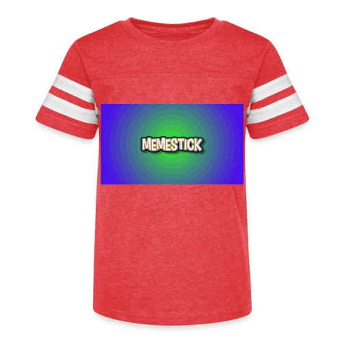 memestick symbol - Kid's Vintage Sport T-Shirt