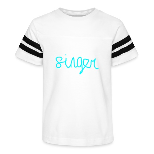 SINGER - Kid's Vintage Sport T-Shirt