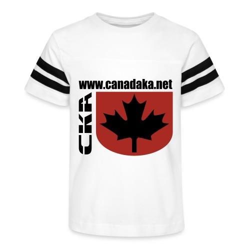 CKA Back 2 - Kid's Vintage Sport T-Shirt