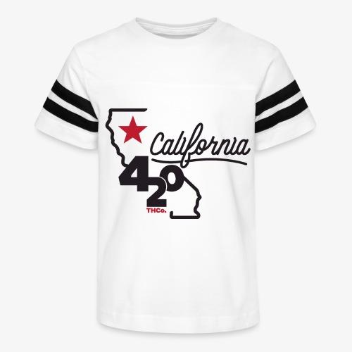 California 420 - Kid's Vintage Sport T-Shirt