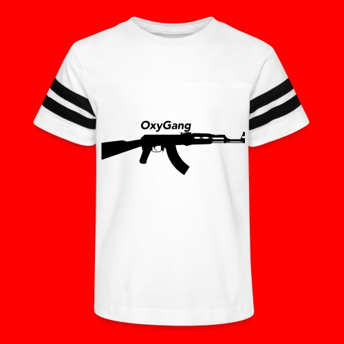 OxyGang: AK-47 Products - Kid's Vintage Sport T-Shirt