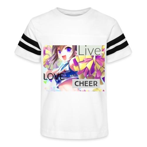 live love cheer - Kid's Vintage Sport T-Shirt