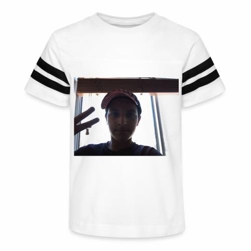 15300638421741891537573 - Kid's Vintage Sport T-Shirt