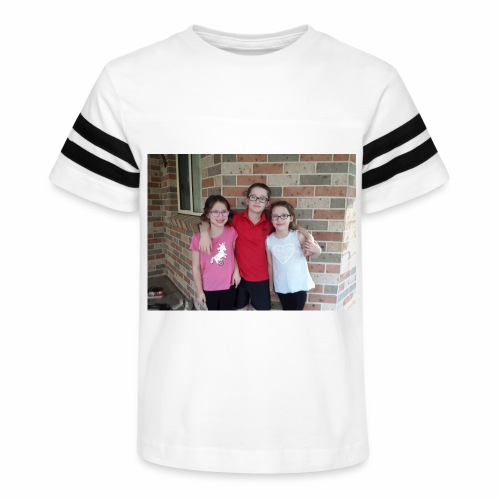 Fan merch - Kid's Vintage Sport T-Shirt