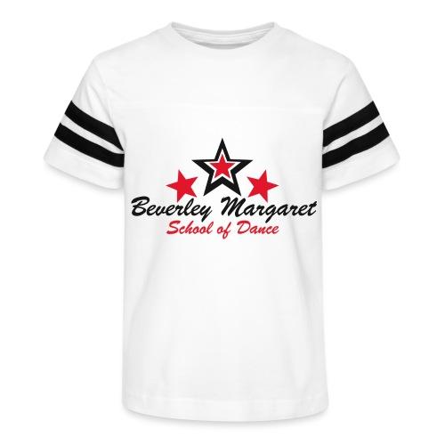 on White logo - Kid's Vintage Sport T-Shirt