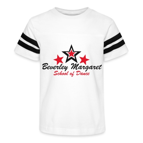 on white plus size - Kid's Vintage Sport T-Shirt