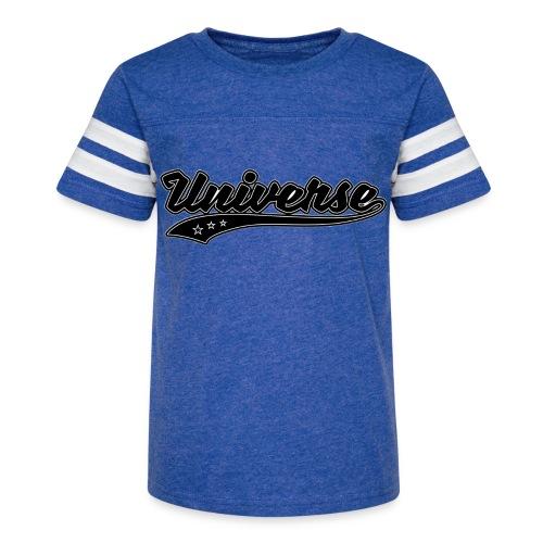 Universe - Kid's Vintage Sport T-Shirt