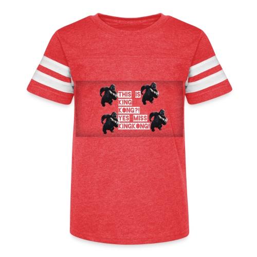KINGKONG! - Kid's Vintage Sport T-Shirt
