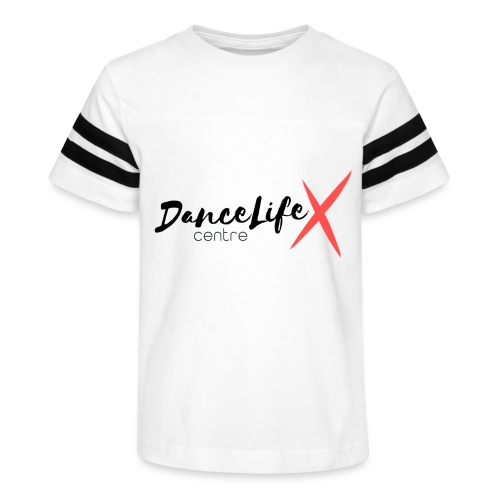 DL-Logo-Master - Kid's Vintage Sports T-Shirt