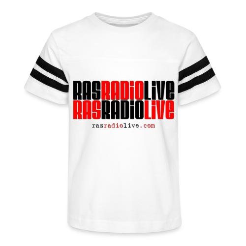 rasradiolive png - Kid's Vintage Sport T-Shirt