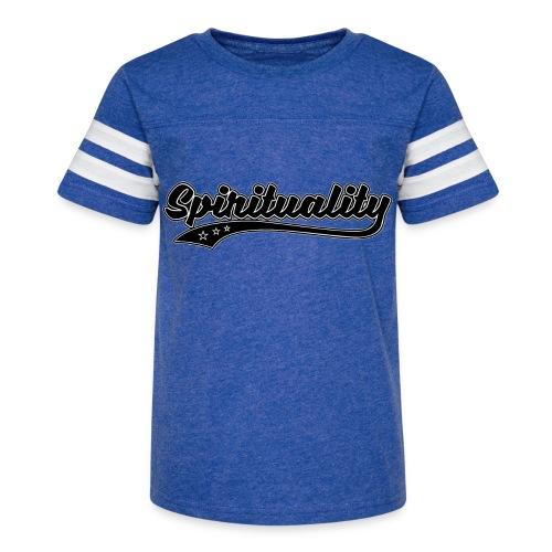 Spirituality - Kid's Vintage Sport T-Shirt