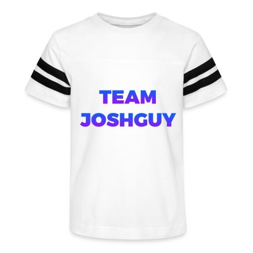 Team JoshGuy - Kid's Vintage Sport T-Shirt