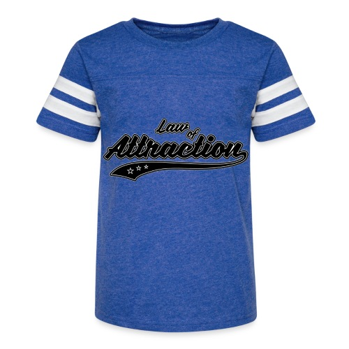 Attraction - Kid's Vintage Sport T-Shirt
