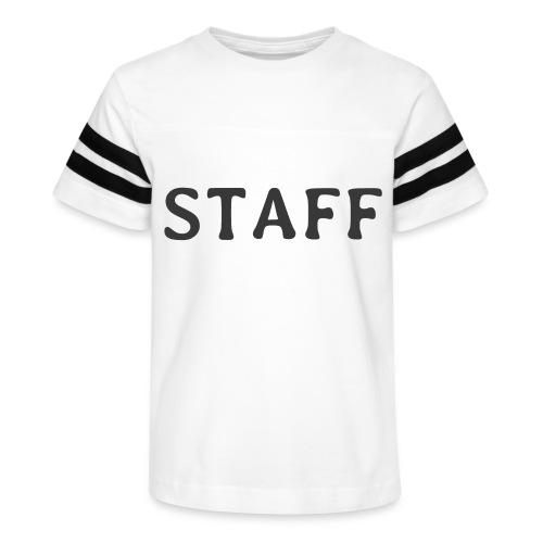 Staff - Kid's Vintage Sport T-Shirt