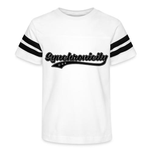 Synchronicity - Kid's Vintage Sport T-Shirt