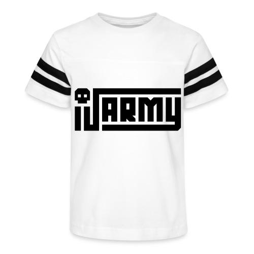 iJustine - iJ Army Logo - Kid's Vintage Sport T-Shirt