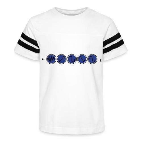 n2s - Kid's Vintage Sport T-Shirt