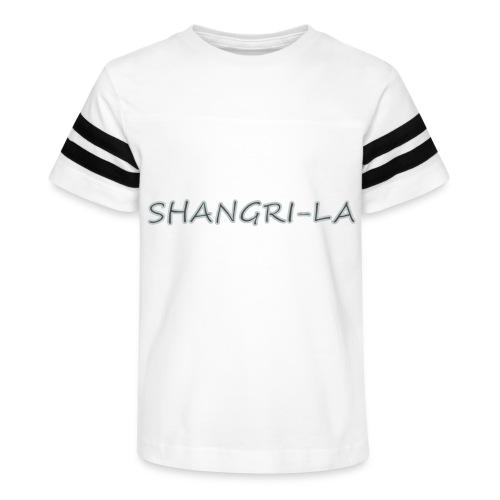 Shangri La silver - Kid's Vintage Sport T-Shirt