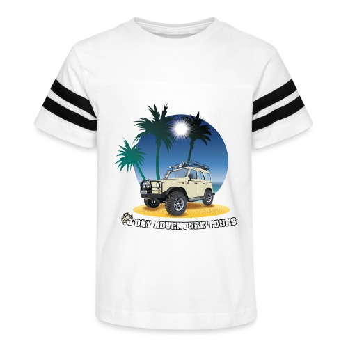 G'day Adventure Tours - Kid's Vintage Sport T-Shirt