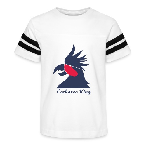 Cockatoo Logo - Kid's Vintage Sport T-Shirt