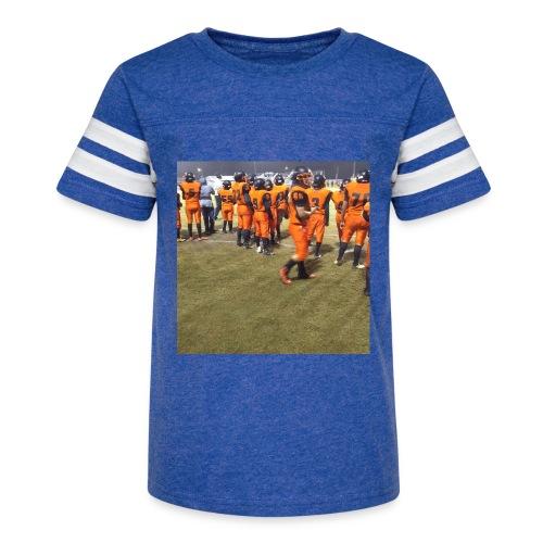 Football team - Kid's Vintage Sport T-Shirt