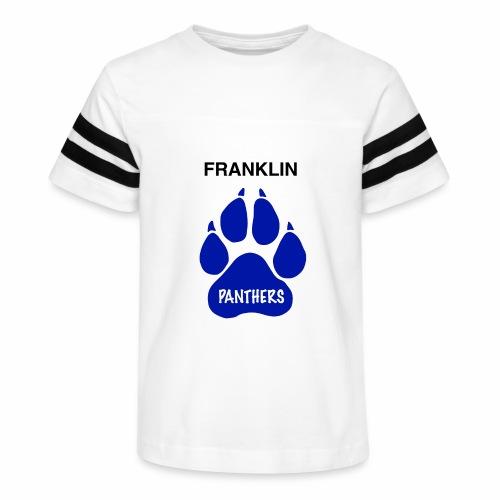 Franklin Panthers - Kid's Vintage Sport T-Shirt
