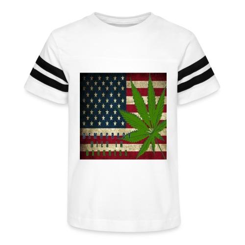 Political humor - Kid's Vintage Sport T-Shirt