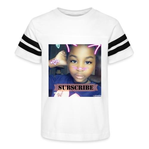 MemeDiy - Kid's Vintage Sport T-Shirt