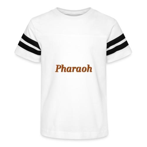 Pharoah - Kid's Vintage Sport T-Shirt