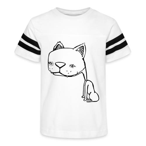 Meowy Wowie - Kid's Vintage Sport T-Shirt