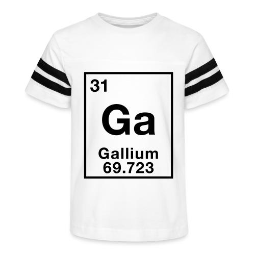 Gallium - Kid's Vintage Sport T-Shirt