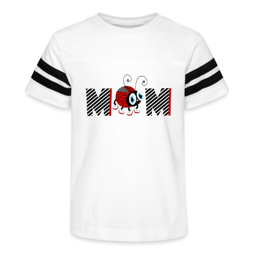 2nd Year Family Ladybug T-Shirts Gifts Mom - Kid's Vintage Sport T-Shirt