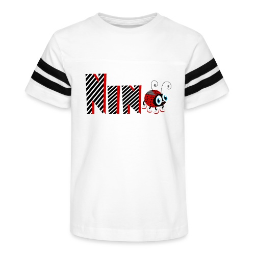 9nd Year Family Ladybug T-Shirts Gifts Daughter - Kid's Vintage Sport T-Shirt