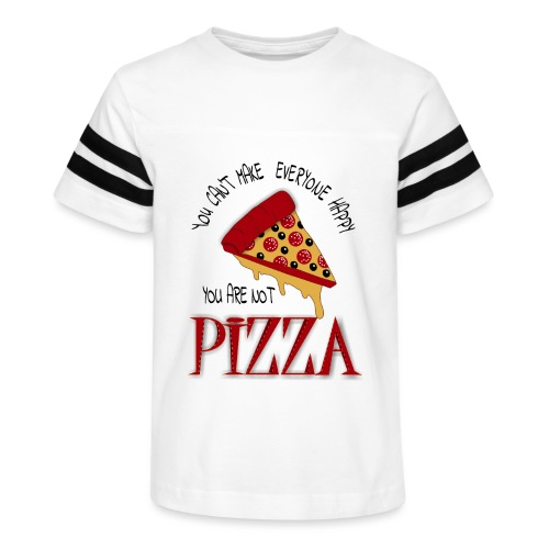 You Can't Make Everyone Happy You Are Not Pizza - Kid's Vintage Sport T-Shirt