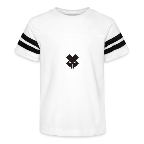 T.V.T.LIFE LOGO - Kid's Vintage Sport T-Shirt