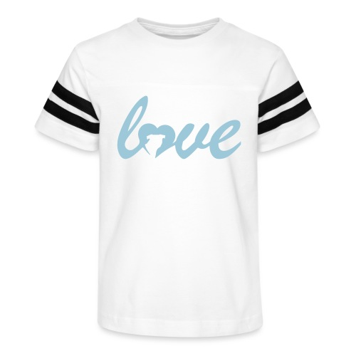 Dog Love - Kid's Vintage Sport T-Shirt
