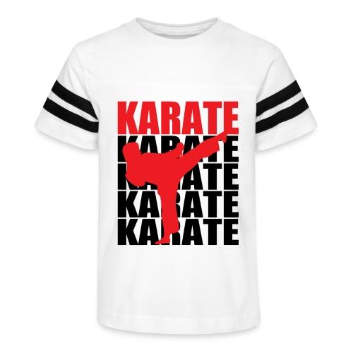Karate - Kid's Vintage Sport T-Shirt