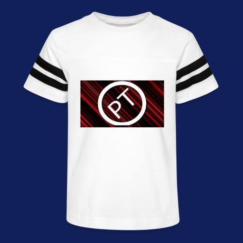 Pallavitube wear - Kid's Vintage Sport T-Shirt