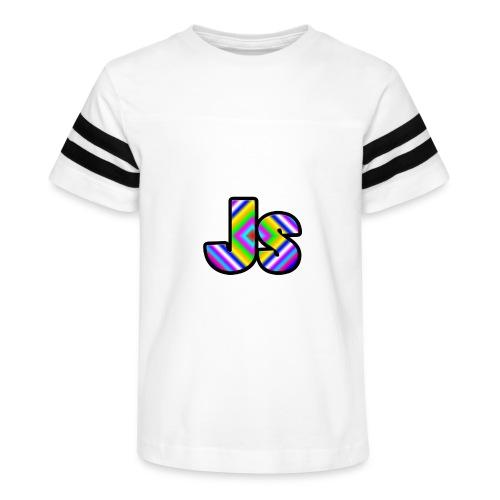 JsClanLogo2 - Kid's Vintage Sport T-Shirt