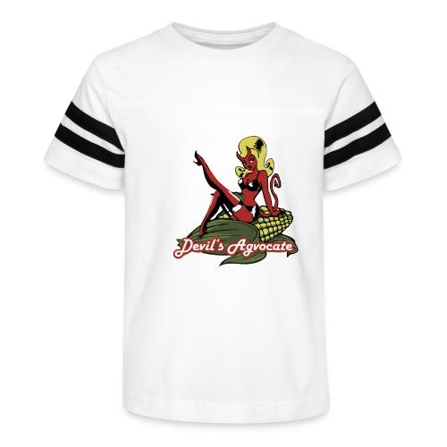Devil's Agvocate - Kid's Vintage Sport T-Shirt