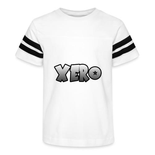 Xero (No Character) - Kid's Vintage Sports T-Shirt